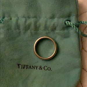 Tiffany's Etoile Band Ring